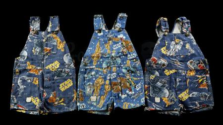 Lot # 627 - Toddler Short-Pant Overalls - 3 Styles