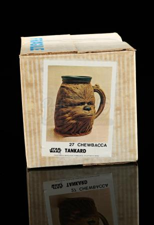 Lot # 632 - Chewbacca Tankard - Sealed