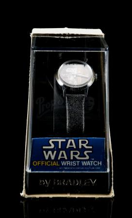 Lot # 640 - C-3PO and R2-D2 Official Wrist Watch [Kazanjian Collection]