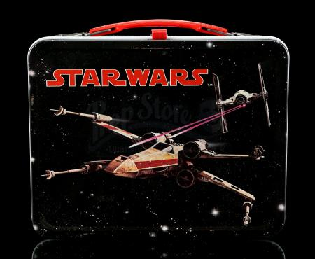 Lot # 642 - Star Wars Lunch Box [Kazanjian Collection]