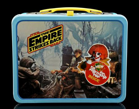 Lot # 643 - ESB Lunch Box [Kazanjian Collection]