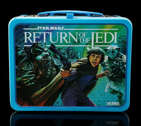 Lot # 644 - ROTJ Lunch Box [Kazanjian Collection]
