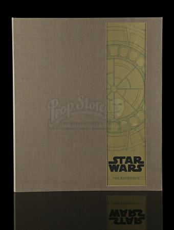 Lot # 665 - Star Wars: The Blueprints Large Deluxe Edition