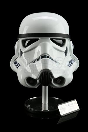 Lot # 688 - Replica Stormtrooper Helmet