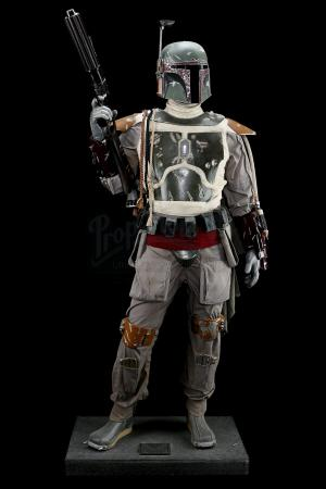 Lot # 690 - Lifesize Boba Fett Don Post Statue