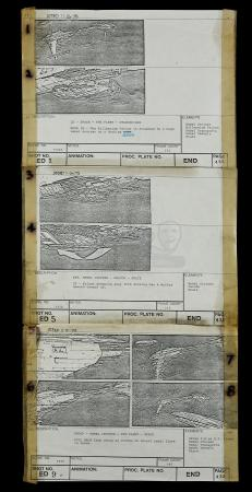 Lot # 720 - ESB Additional Storyboards