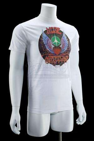 Lot # 749 - White Crew Shirt [Kazanjian Collection]