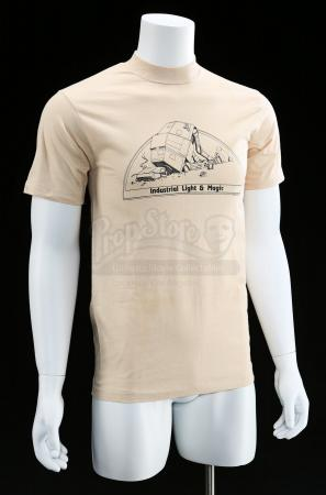 Lot # 753 - Downed AT-AT Crew Shirt [Kazanjian Collection]