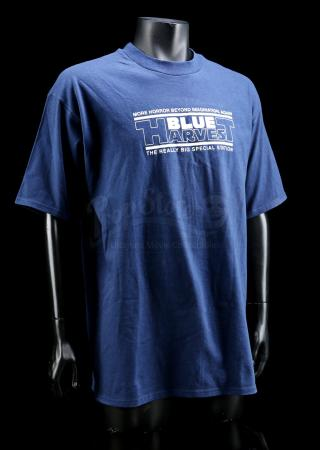 "Lot # 766 - ""Blue Harvest"" Crew Shirt"
