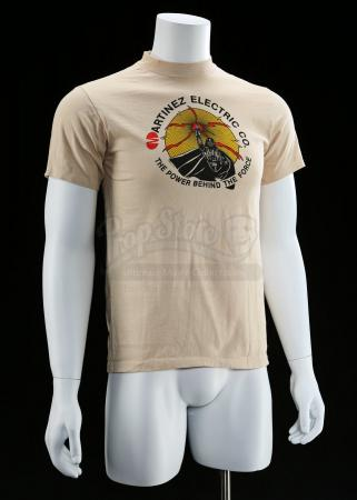 Lot # 772 - Martinez Electrical Co. Darth Crew Shirt