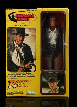 "Lot # 469 - ROTLA 12"" Indiana Jones"